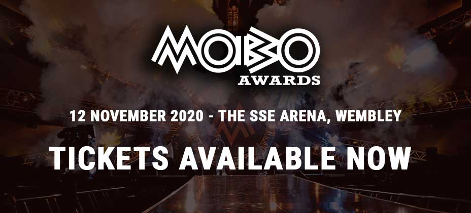 Mobo Awards 2020 Tickets available NOW